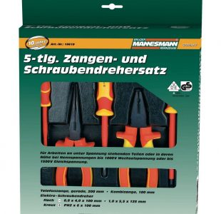 VDE Plier and Screwdriver Set » Toolwarehouse » Buy Tools Online
