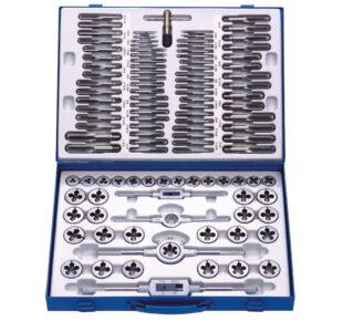 110 pcs Metric Tap & Die Set » Toolwarehouse » Buy Tools Online