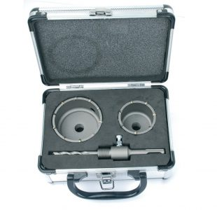 Carbide Impact Hole Bore Set » Toolwarehouse » Buy Tools Online