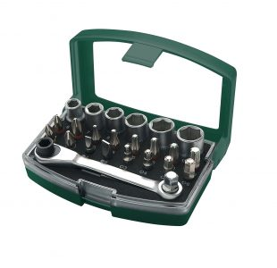 24pcs Bit and Socket Set » Toolwarehouse » Buy Tools Online