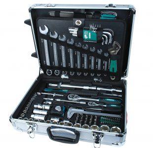 159pcs Aluminium Tool Case