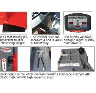 Wheel Balancer S-868