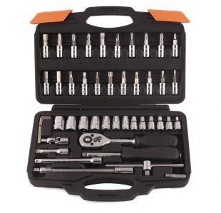 46pc Spanner Socket Set » Toolwarehouse » Buy Tools Online