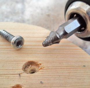 6pcs Damaged Screw Remover
