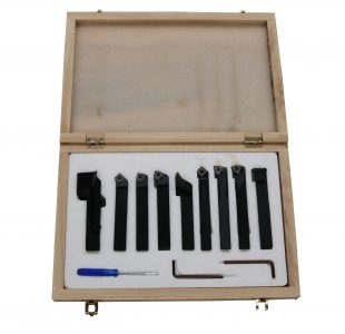 9pcs Alloy Turning Tools » Toolwarehouse » Buy Tools Online