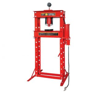 Hydraulic/Pneumatic Shop Press » Toolwarehouse » Buy Tools Online