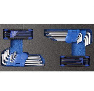 34PCS HEX KEY SET » Toolwarehouse » Buy Tools Online