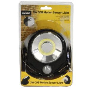 COB Motion Sensor Light