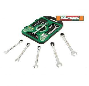 Ratchet Open-Ring Spanner set