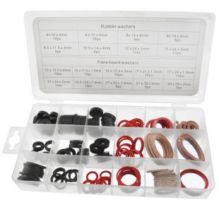 141pcs Gasket Assortment » Toolwarehouse » Buy Tools Online