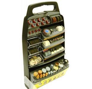 400pc Rotary Tool Accessory Kit