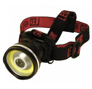 Rechargeable 3W COB + LED Headlamp » Toolwarehouse » Buy Tools