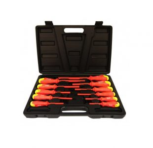 11pc Insulated Screwdriver Set » Toolwarehouse » Buy Tools Online