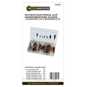 24pcs Aligator Clip Assortment » Toolwarehouse » Buy Tools Online