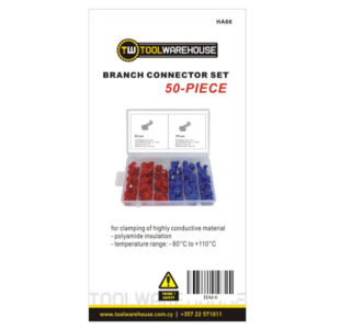 50pcs Branch Connector Set » Toolwarehouse » Buy Tools Online