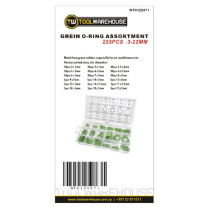 276pcs Metric O-Ring Assortment » Toolwarehouse » Buy Tools Online
