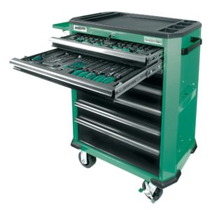 321pcs Professional Tool Trolley » Toolwarehouse » Buy Tools Online