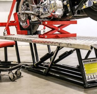 Quickjack Motorcycle lift