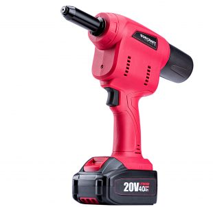 Professional Cordless Riveter Gun » Toolwarehouse » Buy Tools Online