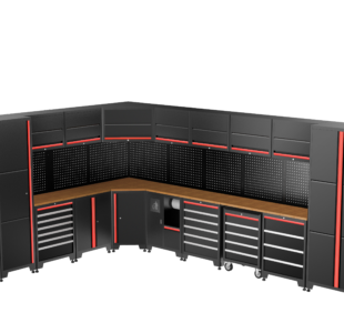 28pcs Deluxe Garage Organization » Toolwarehouse » Buy Tools Online