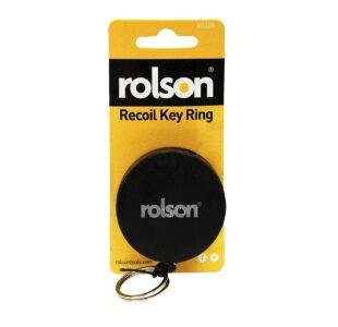 Recoil Key Ring