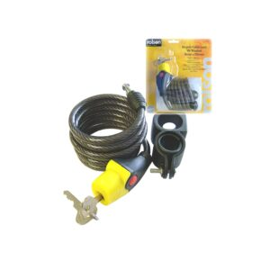 Bicycle Cable Lock » Toolwarehouse » Buy Tools Online