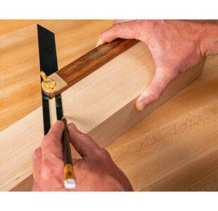 230mm Hardwood Sliding Level