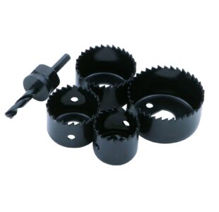 4pcs Contractor Holesaw Set » Toolwarehouse » Buy Tools Online