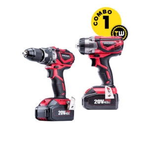 2pcs Power Tools Combo 1 » Toolwarehouse » Buy Tools Online