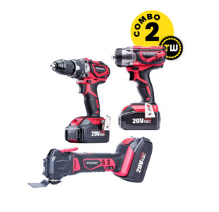 3pcs Power Tools Combo 2 » Toolwarehouse » Buy Tools Online