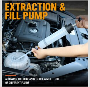 200CC Extraction & Fill Pump