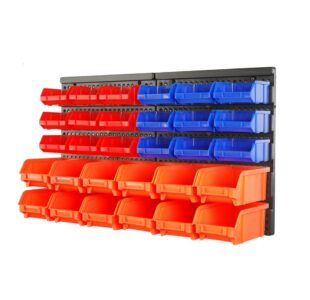 Wall Mounted Storage Rack » Toolwarehouse » Buy Tools Online