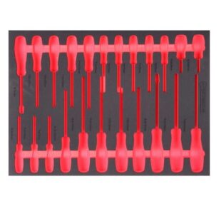 Empty EVA Foam Tray 23pcs » Toolwarehouse » Buy Tools Online