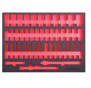 Empty EVA Foam Tray 45pcs » Toolwarehouse » Buy Tools Online