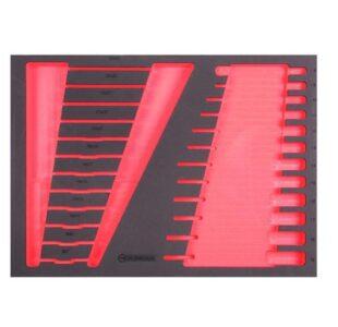 Empty EVA Foam Tray 24pcs » Toolwarehouse » Buy Tools Online