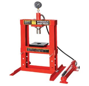 10T Hydraulic Shop Press » Toolwarehouse » Buy Tools Online