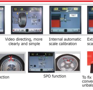 Wheel Balancer S-909