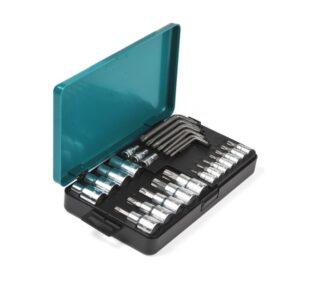 Socket bits set for TORX® 1/4'',1/2''dr. » Toolwarehouse » Buy Tools Online