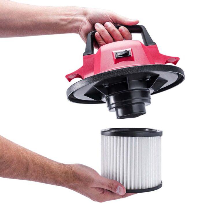 Cordless Ash Vacuum Cleaner