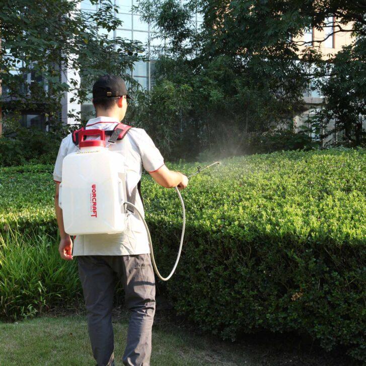 Cordless Backpack Sprayer