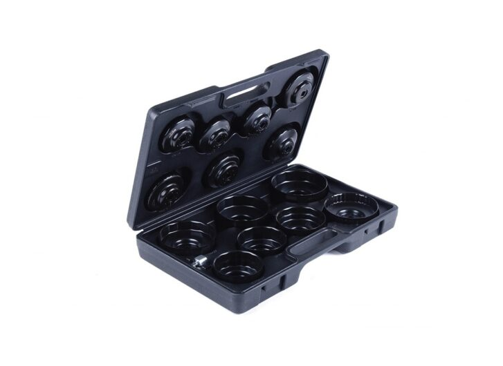 Oil filter socket set, 15-piece » Toolwarehouse » Buy Tools Online