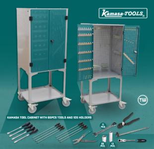 """Tool cabinet on legs, 1/2"""""""