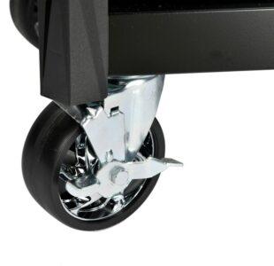 Tool Trolley, 7 Drawer - Black