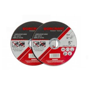 GS-F22/125-1H ABRASIVE DISK » Toolwarehouse » Buy Tools Online