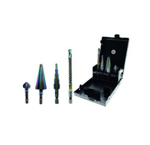 4pcs HSS-G Multi Drill Set » Toolwarehouse » Buy Tools Online