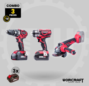 3pcs Power Tool Combo » Toolwarehouse » Buy Tools Online