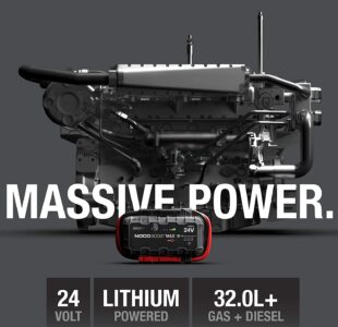 3000 Amp UltraSafe Lithium Jump Starter