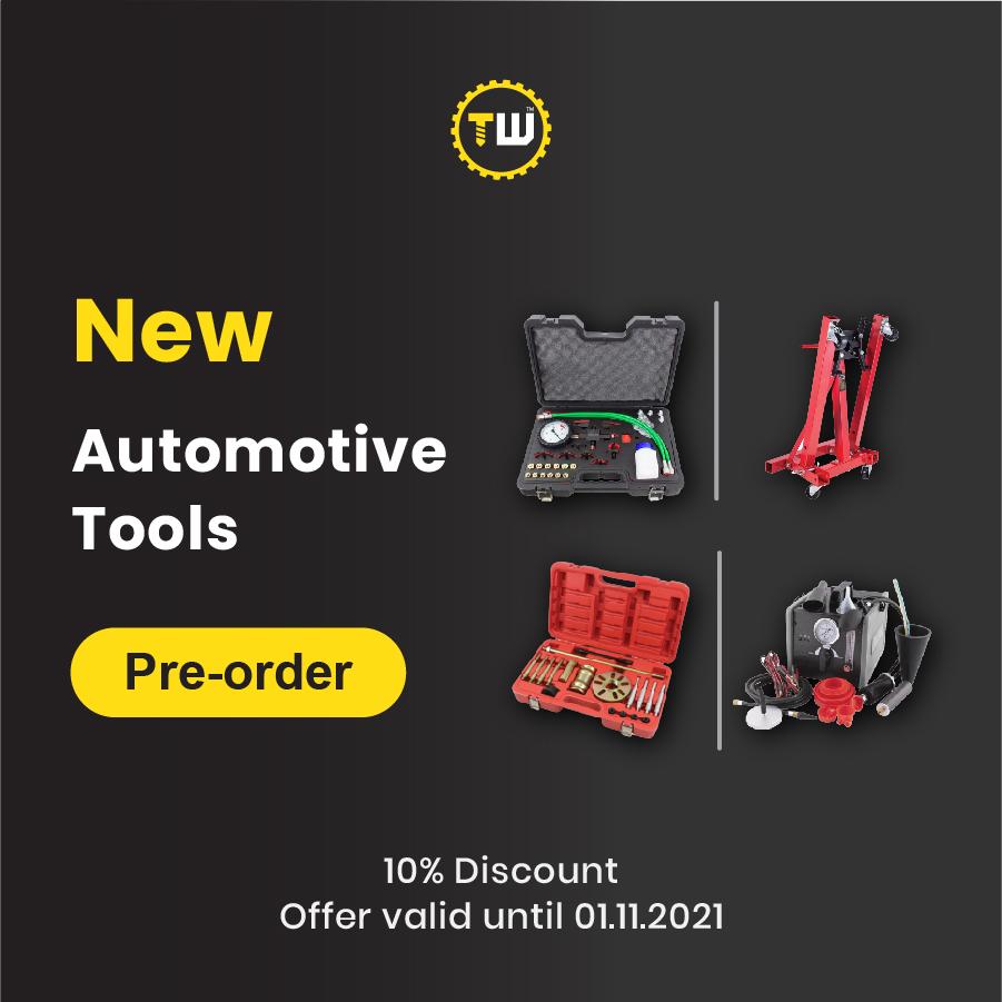 Home page slider (Automotive Tools)
